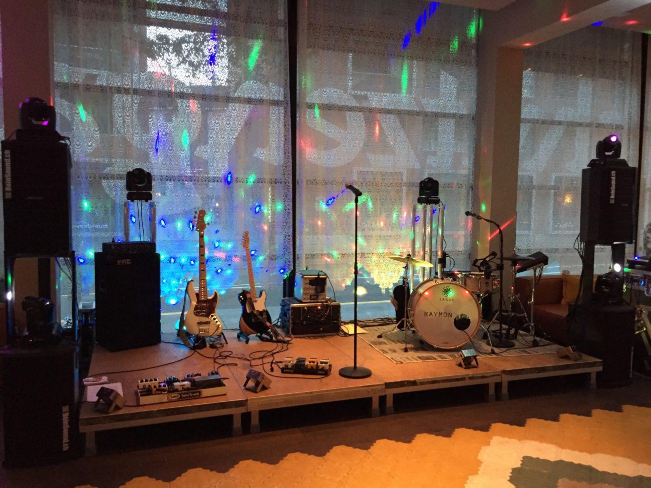 Raymon Liveband Partyband Coverband